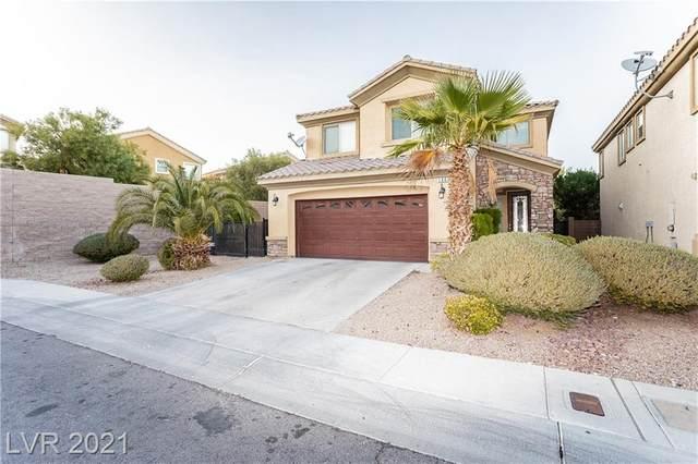 196 Broken Putter Way, Las Vegas, NV 89148 (MLS #2317621) :: DT Real Estate