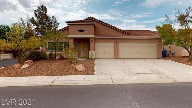 5981 Spring Ranch Parkway, Las Vegas, NV 89118 (MLS #2317632) :: Custom Fit Real Estate Group