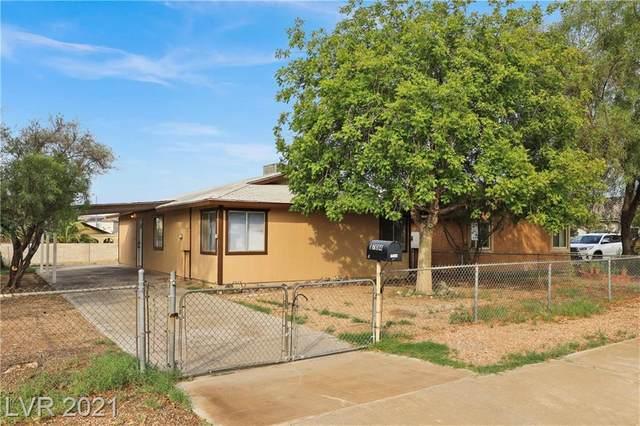1704 Palm Street, Henderson, NV 89011 (MLS #2317636) :: Custom Fit Real Estate Group