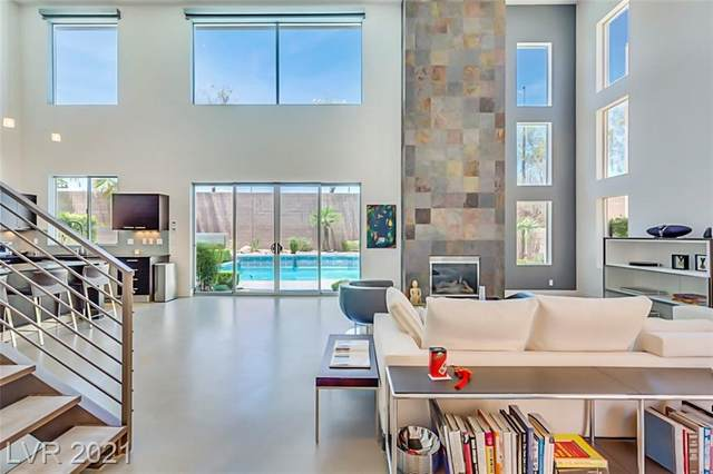 1417 Canyon Ledge Court, Las Vegas, NV 89117 (MLS #2317637) :: DT Real Estate