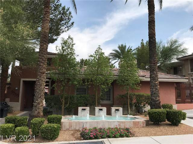 1009 Domnus Lane #203, Las Vegas, NV 89144 (MLS #2317652) :: DT Real Estate