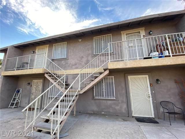 2304 Saturn Avenue, North Las Vegas, NV 89030 (MLS #2317654) :: Jeffrey Sabel