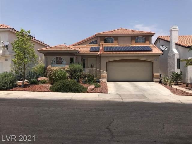 8708 Country View Avenue, Las Vegas, NV 89129 (MLS #2317656) :: Kypreos Team