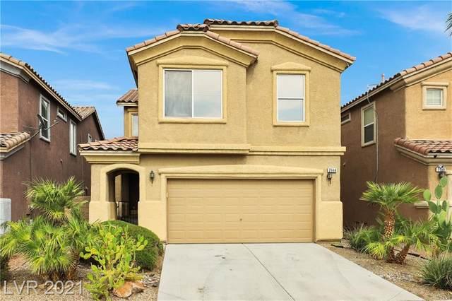 7144 Forest Frost Street, Las Vegas, NV 89149 (MLS #2317658) :: Custom Fit Real Estate Group