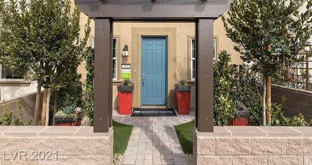 286 Blue Grotto Street, Henderson, NV 89015 (MLS #2317659) :: Lindstrom Radcliffe Group