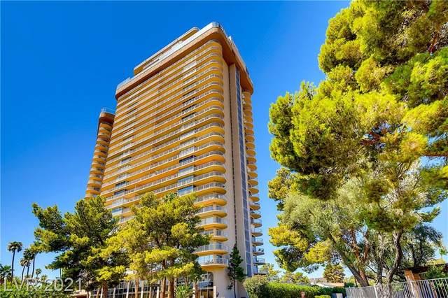 3111 Bel Air Drive 15F, Las Vegas, NV 89109 (MLS #2317667) :: DT Real Estate