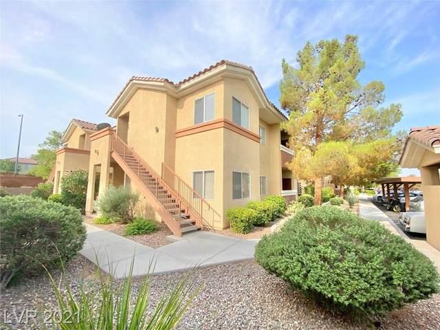 1050 E Cactus Avenue #1005, Las Vegas, NV 89183 (MLS #2317675) :: The Shear Team
