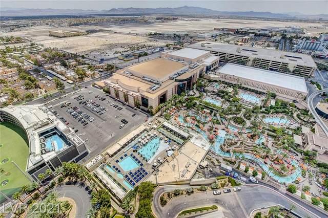 145 E Harmon Avenue #3220, Las Vegas, NV 89109 (MLS #2317686) :: Kypreos Team