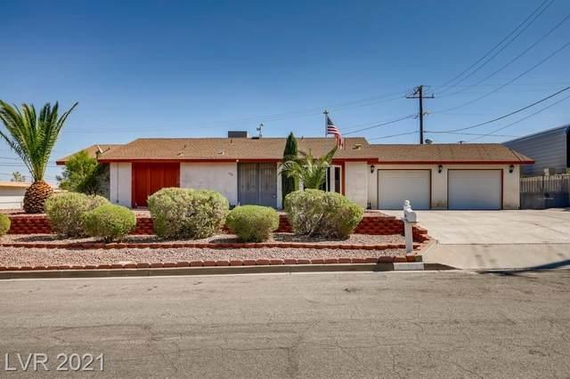 409 Blackridge Road, Henderson, NV 89015 (MLS #2317699) :: Hebert Group | eXp Realty