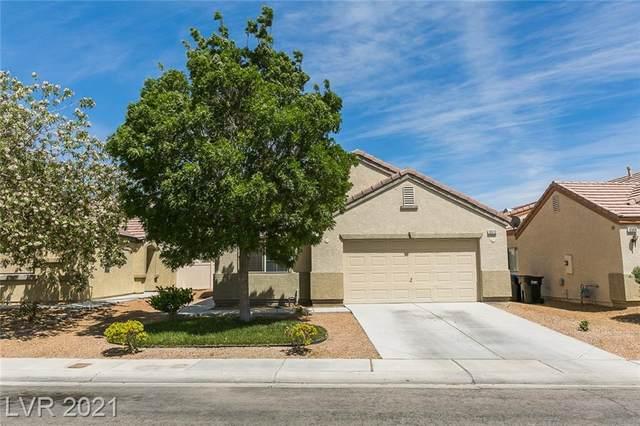 6512 Point Break Street, North Las Vegas, NV 89084 (MLS #2317720) :: Custom Fit Real Estate Group