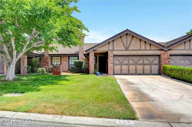 505 Raintree Lane, Las Vegas, NV 89107 (MLS #2317725) :: Custom Fit Real Estate Group