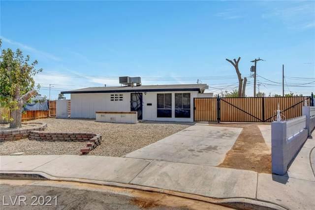 3216 Contesa Circle, Las Vegas, NV 89101 (MLS #2317731) :: DT Real Estate