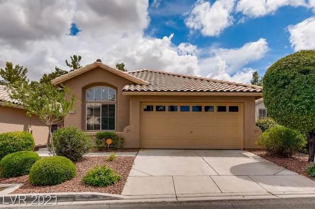 10529 Shadowland Avenue, Las Vegas, NV 89144 (MLS #2317750) :: Kypreos Team