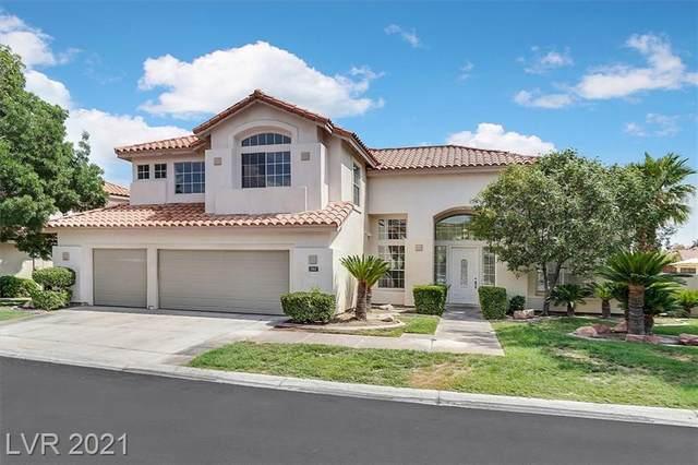 2812 Summer Lake Drive, Las Vegas, NV 89128 (MLS #2317751) :: DT Real Estate