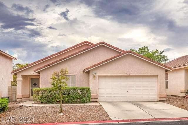 8733 Radiant Ruby Avenue, Las Vegas, NV 89143 (MLS #2317766) :: Hebert Group | Realty One Group