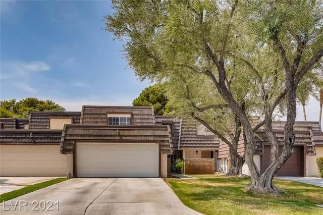 1113 Vegas Valley Drive, Las Vegas, NV 89109 (MLS #2317802) :: DT Real Estate