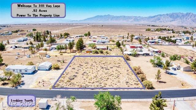 3111 Van Lane, Pahrump, NV 89048 (MLS #2317803) :: Custom Fit Real Estate Group