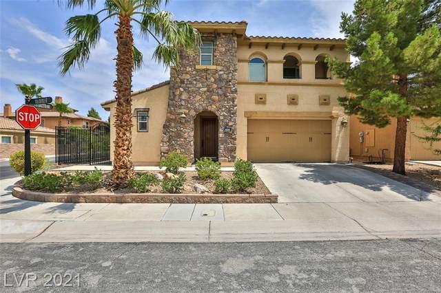 1028 Via Dupre Street, Henderson, NV 89011 (MLS #2317810) :: Custom Fit Real Estate Group