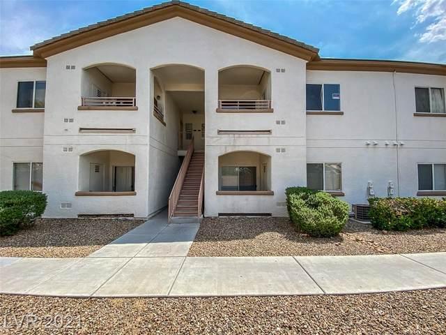 5650 E Sahara Avenue #2019, Las Vegas, NV 89142 (MLS #2317813) :: The Shear Team