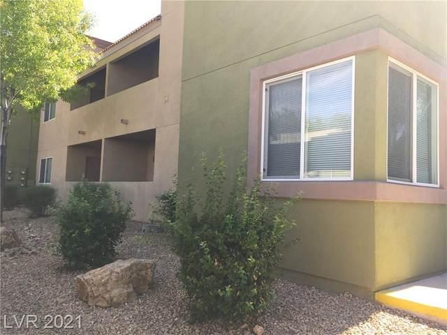 1830 N Decatur Boulevard #102, Las Vegas, NV 89108 (MLS #2317816) :: The Melvin Team