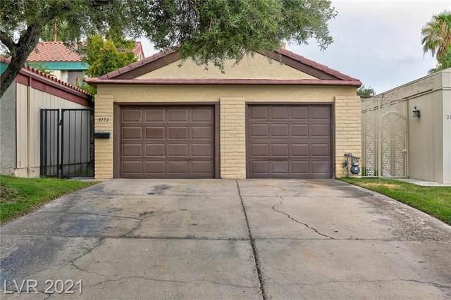 3173 Bel Air Drive, Las Vegas, NV 89109 (MLS #2317827) :: DT Real Estate