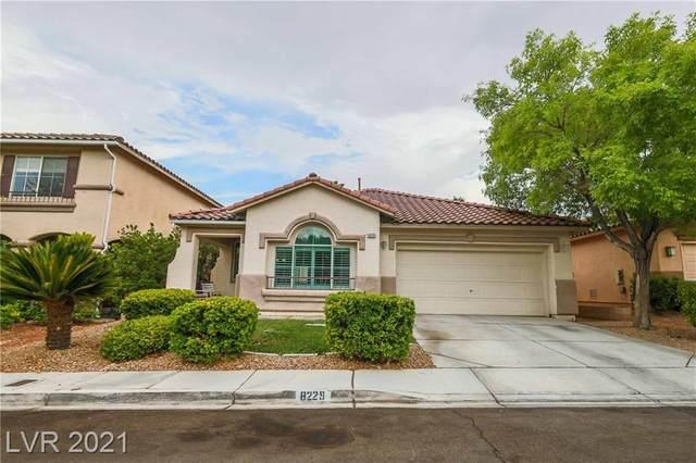 8229 Azure Shores Court, Las Vegas, NV 89117 (MLS #2317844) :: Custom Fit Real Estate Group