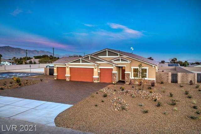 5986 N Eula Street Lot 2, Las Vegas, NV 89149 (MLS #2317845) :: Custom Fit Real Estate Group