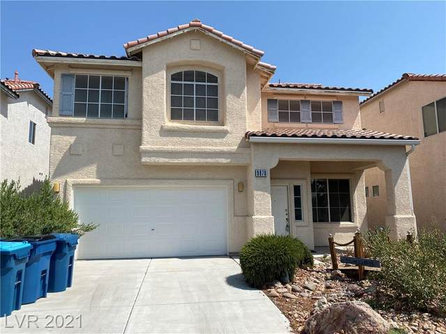 9970 Cambridge Blue Avenue, Las Vegas, NV 89147 (MLS #2317848) :: Signature Real Estate Group