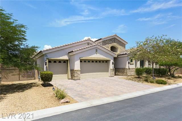 9856 Spider Creek Court, Las Vegas, NV 89149 (MLS #2317849) :: Custom Fit Real Estate Group