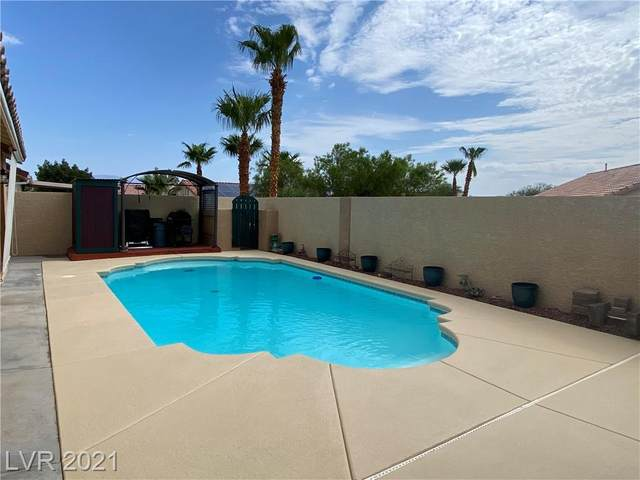 3624 N Jensen Street, Las Vegas, NV 89129 (MLS #2317856) :: Kypreos Team