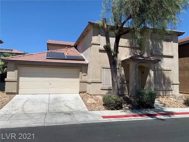 5329 Tustin Hills Street, North Las Vegas, NV 89081 (MLS #2317873) :: Custom Fit Real Estate Group