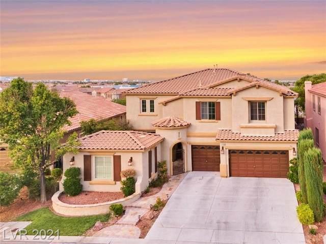 11104 Crosseto Drive, Las Vegas, NV 89141 (MLS #2317877) :: Custom Fit Real Estate Group