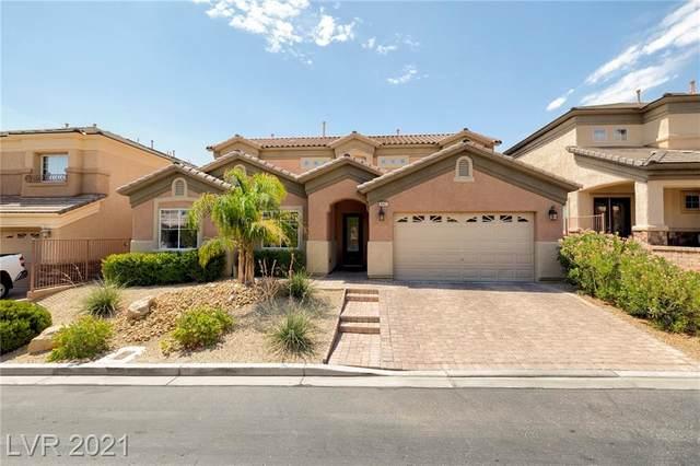 9441 Wakashan Avenue, Las Vegas, NV 89149 (MLS #2317878) :: Custom Fit Real Estate Group