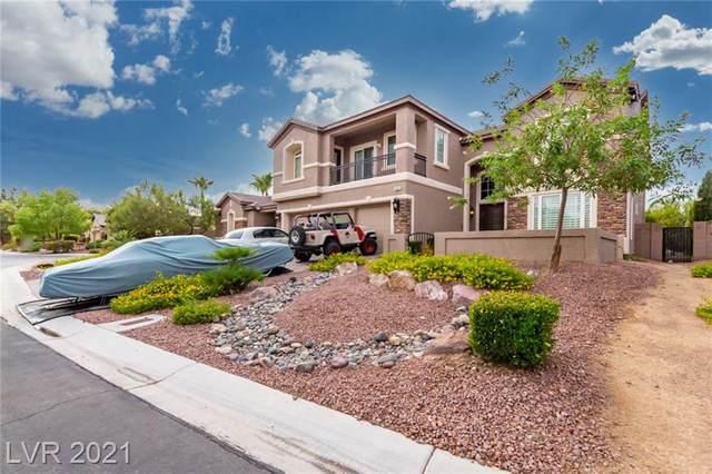 5808 Farnsworth Pond Avenue, Las Vegas, NV 89130 (MLS #2317883) :: Lindstrom Radcliffe Group