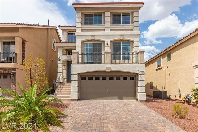 5980 Crown Palms Avenue, Las Vegas, NV 89139 (MLS #2317910) :: DT Real Estate