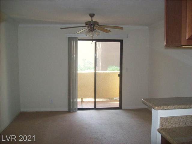 3135 S Mojave Road #231, Las Vegas, NV 89121 (MLS #2317912) :: Galindo Group Real Estate