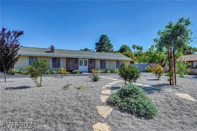 6745 Eldora Avenue, Las Vegas, NV 89146 (MLS #2317917) :: Custom Fit Real Estate Group