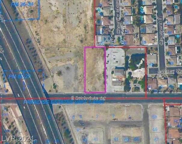 Robindale Road, Las Vegas, NV 89123 (MLS #2317925) :: Lindstrom Radcliffe Group