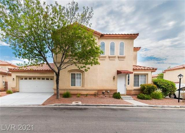 5245 Monterey Park Circle, Las Vegas, NV 89146 (MLS #2317927) :: Signature Real Estate Group