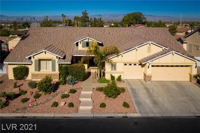 745 Lava Falls Drive, Las Vegas, NV 89110 (MLS #2317929) :: Custom Fit Real Estate Group