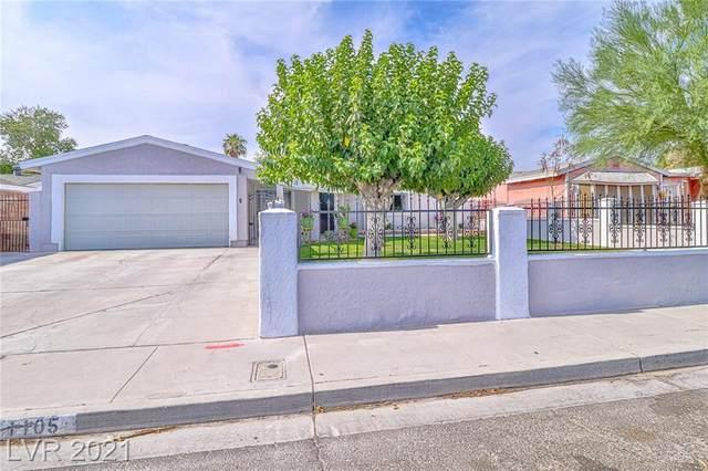 1105 Bull Run Avenue, North Las Vegas, NV 89030 (MLS #2317941) :: Custom Fit Real Estate Group