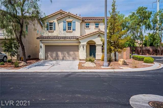 7839 Verdugo Peak Street, Las Vegas, NV 89166 (MLS #2317946) :: The Melvin Team