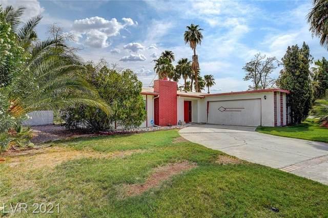 1535 Golden Arrow Drive, Las Vegas, NV 89169 (MLS #2317947) :: Kypreos Team