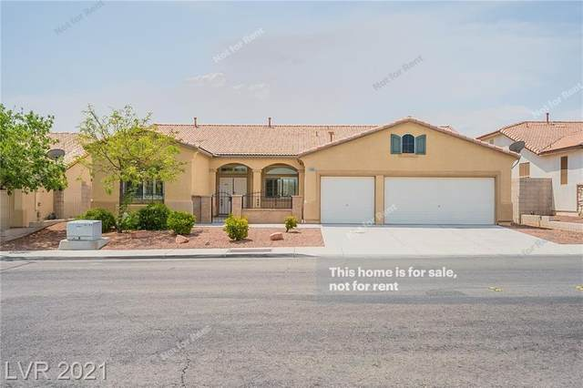 10085 W Mesa Vista Avenue, Las Vegas, NV 89148 (MLS #2317949) :: DT Real Estate