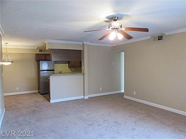 3135 S Mojave Road #260, Las Vegas, NV 89121 (MLS #2317954) :: Hebert Group | eXp Realty