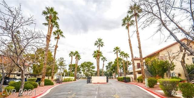 3975 Bushnell Drive #44, Las Vegas, NV 89103 (MLS #2317957) :: The Chris Binney Group | eXp Realty