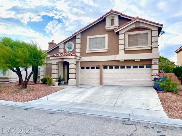 10082 Thunder Rapids Court, Las Vegas, NV 89148 (MLS #2317960) :: The Chris Binney Group | eXp Realty