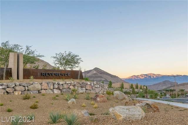 2592 Iron Crest Lane, Las Vegas, NV 89138 (MLS #2317966) :: DT Real Estate