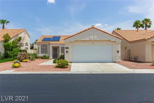 5516 Red Sun Drive, Las Vegas, NV 89149 (MLS #2317975) :: DT Real Estate