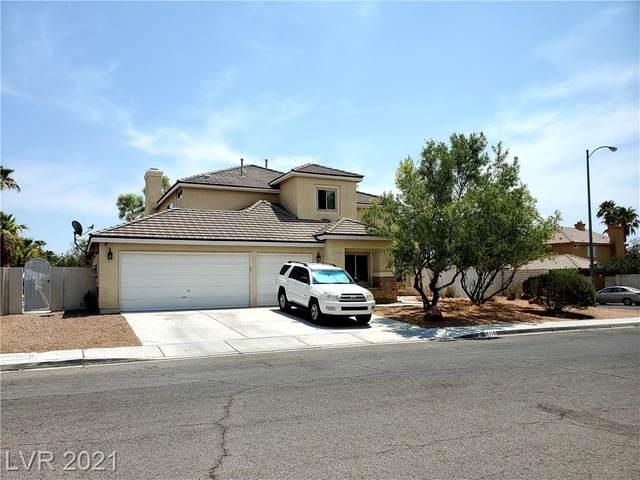 6110 Rising Circle, North Las Vegas, NV 89031 (MLS #2317976) :: Keller Williams Realty
